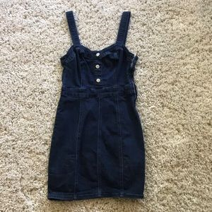 Denim Guess Mini Dress